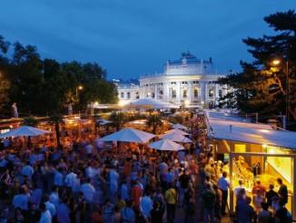 Hudební festival ve Vídni