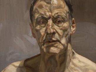 Vlastní portrét Luciana Freuda