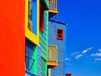 Nádherně barevné La Caminito v Buenos Aires - zdroj: IncrediblePictures