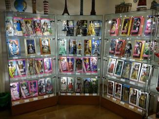 Výstava panenek v galerii DollsLand - Foto: TravelPlaces.cz