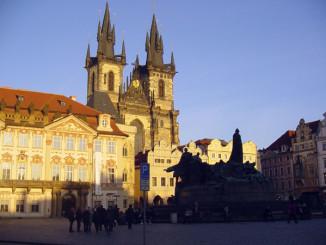 Staroměstké náměstí v Praze - Foto: SXC.hu/DogMadic