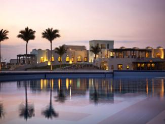 Hotelový resort - Foto: Salalah Rotana Resort