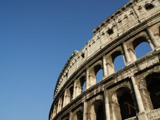 Koloseum v Římě - foto: SXC.hu