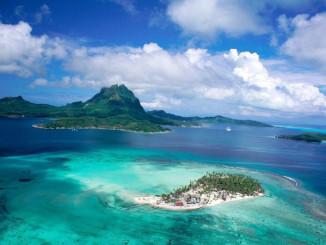 Příroda Francouzské Polynésie