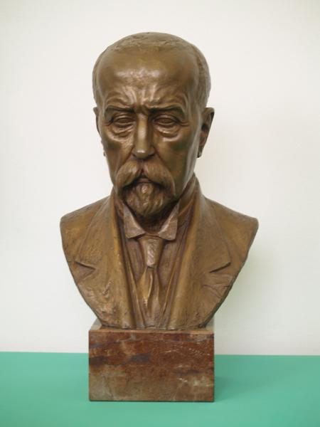 Bysta T.G.Masaryka