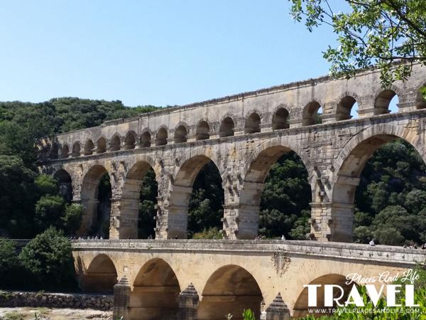 Pont du Gard - Foto: © TravelPlacesAndLife.com