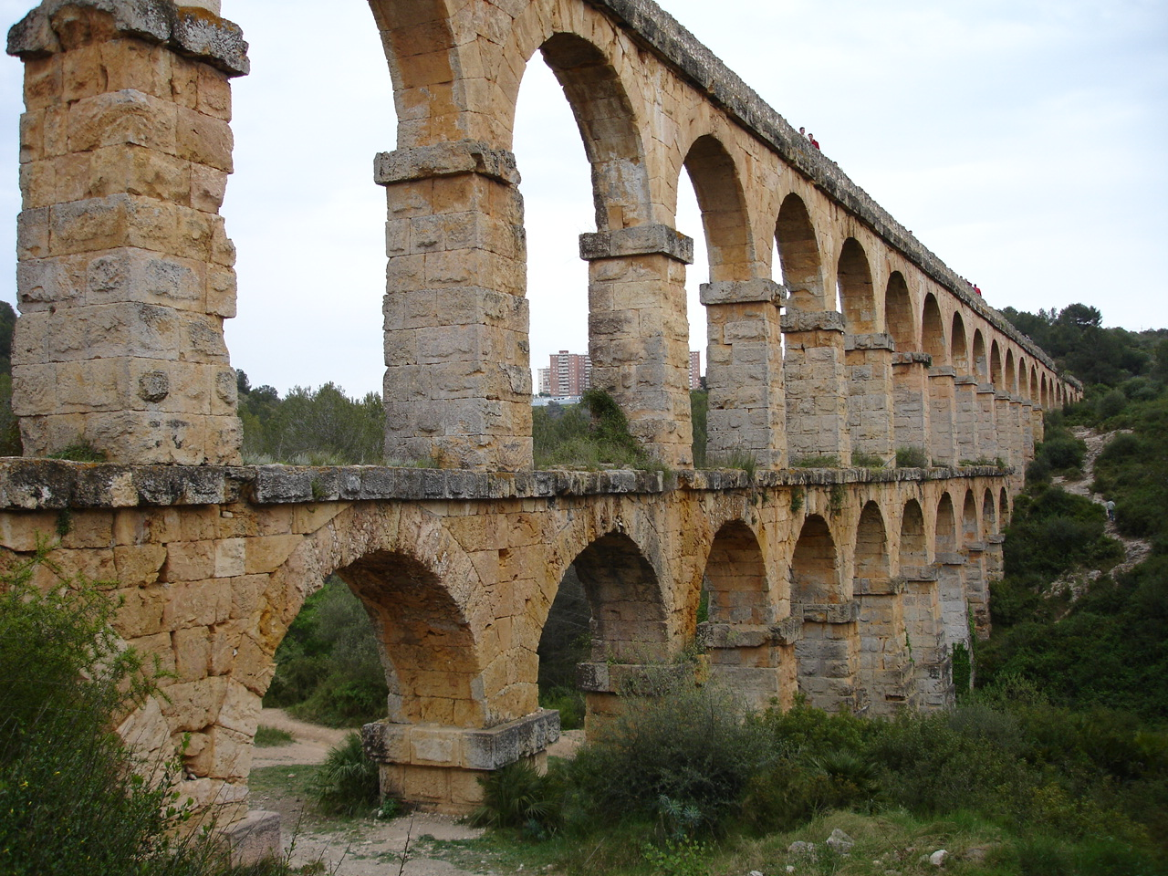 Segovia akvadukt - Foto: © Gpatgn