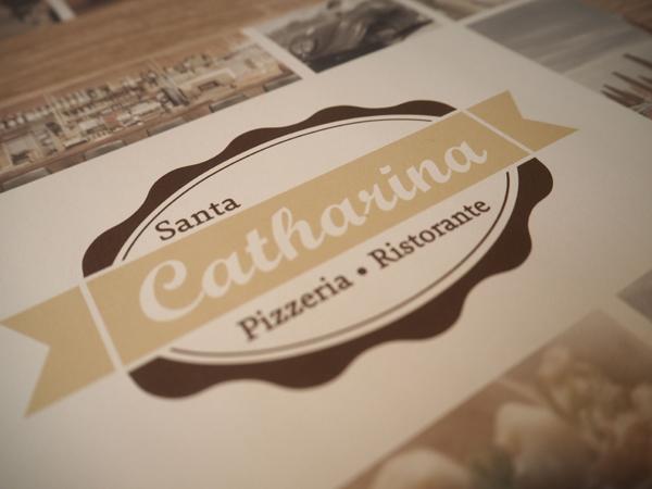 Restaurace Santa Catharina v Grazu