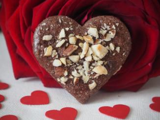 Kakaová valentýnská srdíčka - © Foto: TravelPlacesAndLife.com