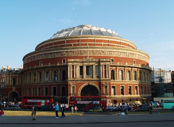 Royal Albert Hall - © Foto: TravelPlacesAndLife.com