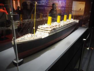Model Titanicu - © Foto: TravelPlacesAndLife.com