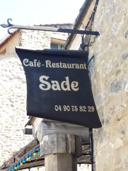 Restaurace Sade