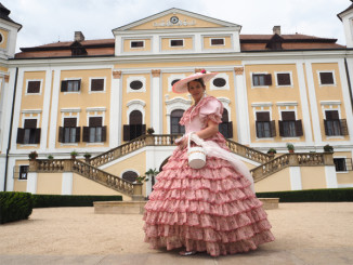 Návštěva zámku Milotice - © Foto: TravelPlacesAndLife.com