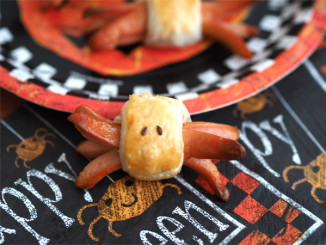 Halloweenský pavouk - © Foto: TravelPlacesAndLife.com