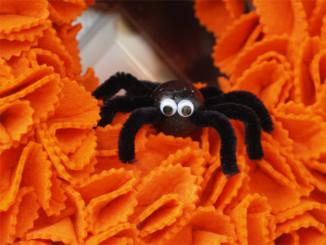 Věnec na Halloween - © Foto: TravelPlacesAndLife.com