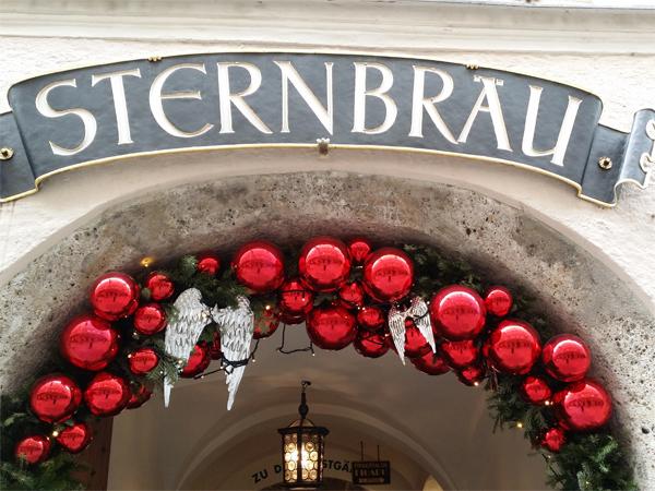 Vánoční Salcburk