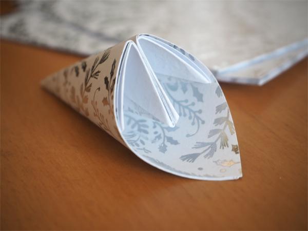 výroba origami krok 6