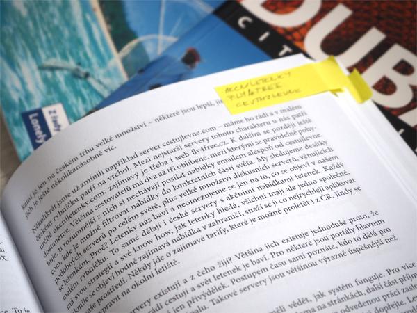 Čtení v Travel Bible