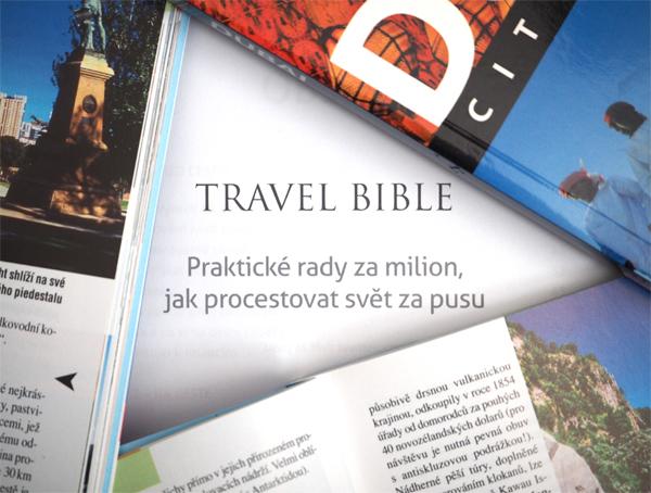 Travel Bible - jak cestovat za pusu
