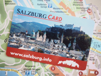 Salzurger Card plná výhod - © Foto: TravelPlacesAndLife.com