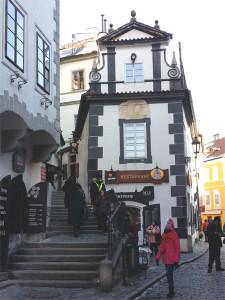 Historické centrum Český Krumlov