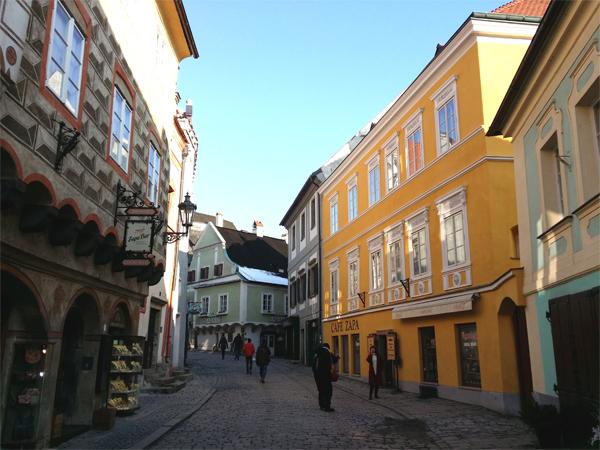 Historický Český Krumlov