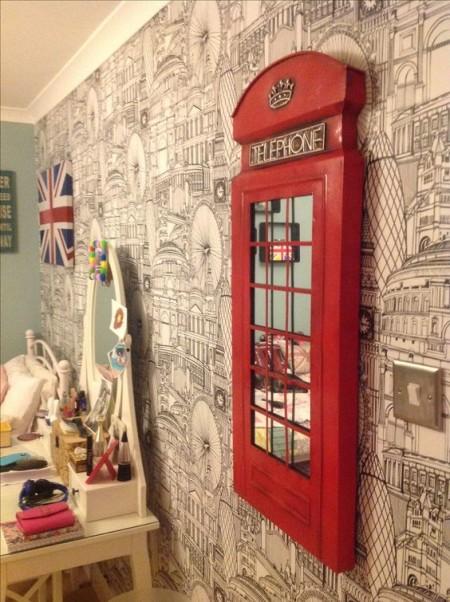 Londýn doma