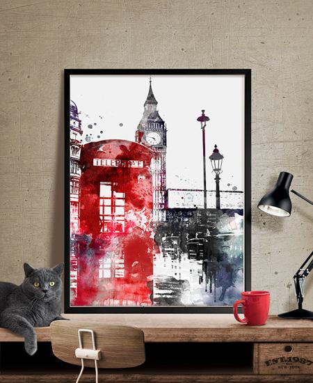 londyn-dekorace