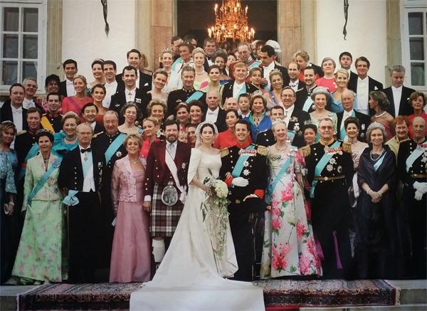 Dánská královská rodina