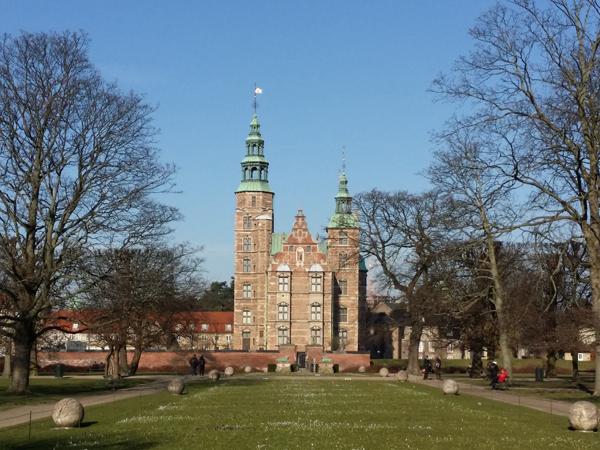 Zámek-Rosenborg