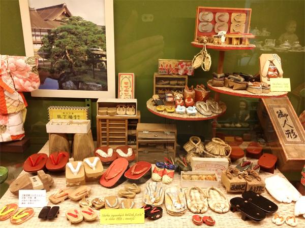 Botičky v Muzeu hraček