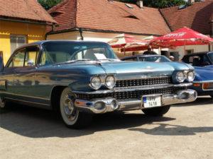 Majestátný Cadillac - © Foto: TravelPlacesAndLife.com