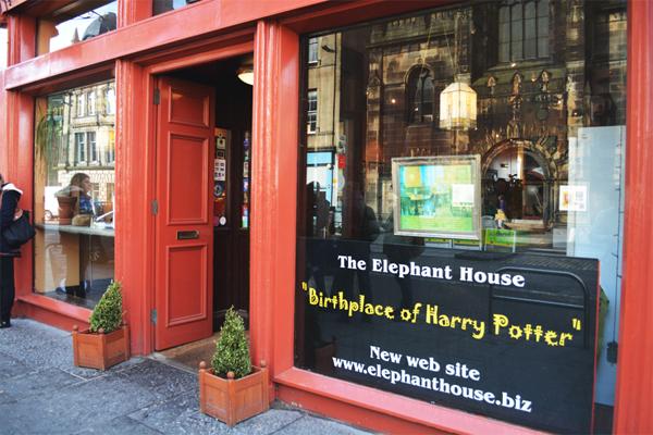 Elephant House kavárna
