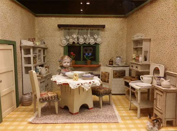 Kuchyňka - Muzeum hraček, Benátky nad Jizerou