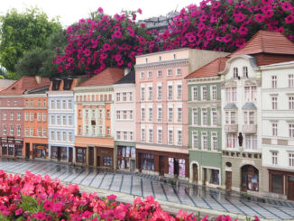 Hlavní náměstí Klodzko - © Foto: TravelPlacesAndLife.com