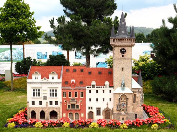 Staroměstká radnice v Praze - Minieuroland Klodzko