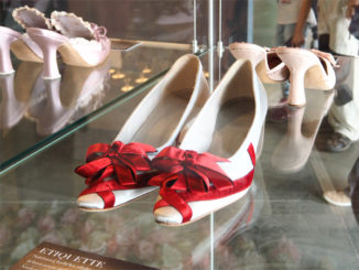 Výstava The Art of Shoes - Manolo Blahnik - © Foto: TravelPlacesAndLife.com