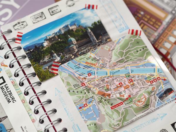 Cestovní deník Salcburk