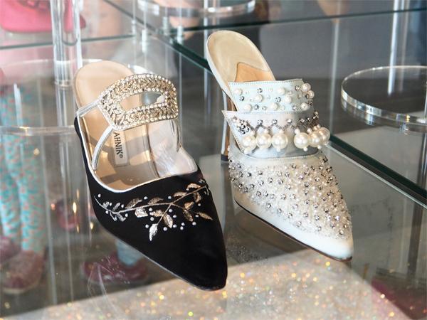 Kouzelné boty - Manolo Blahnik