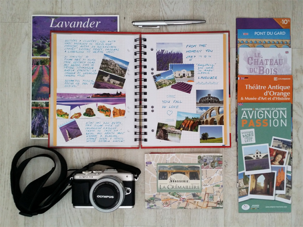 Travel Journal Image