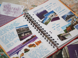Cestovní deník © Foto: TravelPlacesAndLife.com