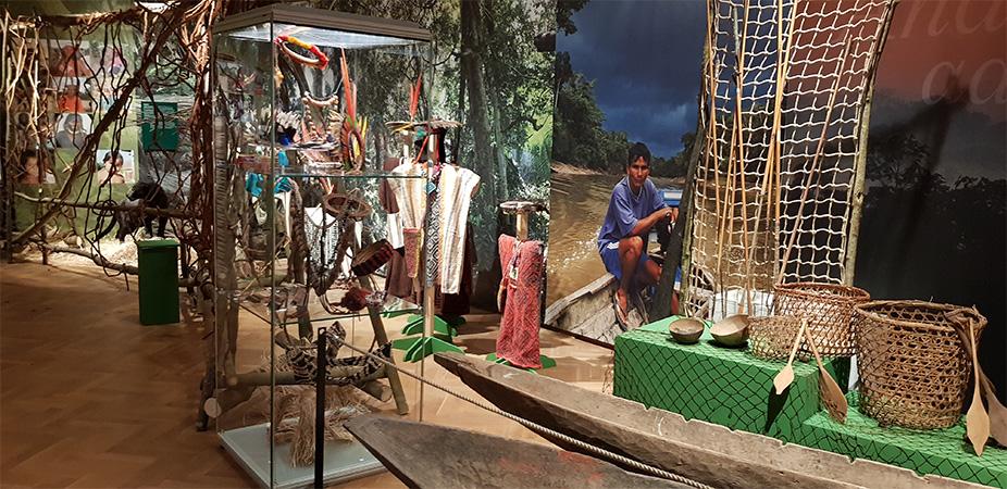 Indiáni - Amazonie - výstava Indiáni