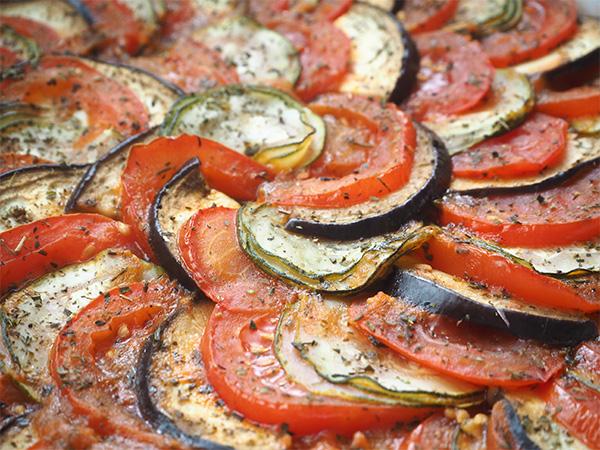 Ratatouille - hotová zeleninová delikatesa