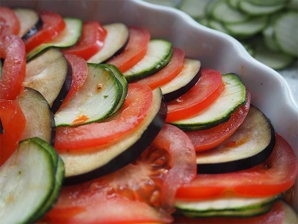 Ratatouille - zelenina