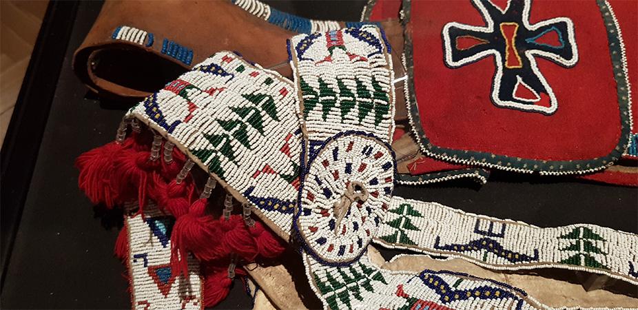 Výstava Indiáni - Náprstkovo muzeum