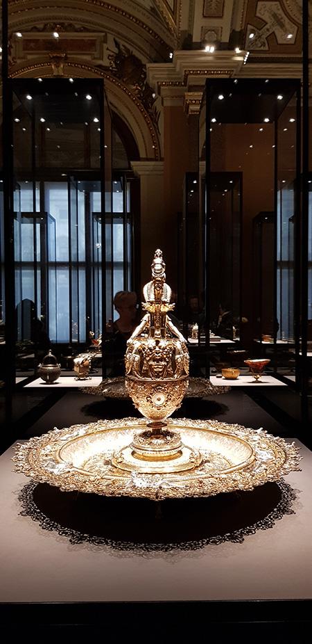 Zlatý džbán – Uměleckohistorické muzeum ve Vídni